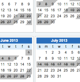 corinas calendar